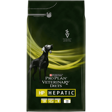 PURINA® PRO PLAN® VETERINARY DIETS Canine HP Hepatic