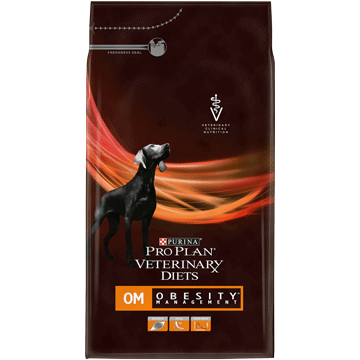 ​PURINA® PRO PLAN® VETERINARY DIETS Canine OM Obesity Management