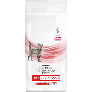 ​PURINA® PRO PLAN® VETERINARY DIETS Feline DM St/Ox Diabetes Management