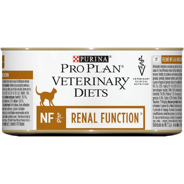 ​PURINA® PRO PLAN® VETERINARY DIETS Feline NF St/Ox Renal Function (Nass)