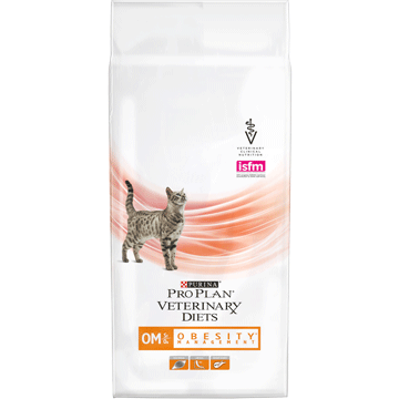 PURINA® PRO PLAN® VETERINARY DIETS Feline OM St/Ox Obesity Management (Trocken)