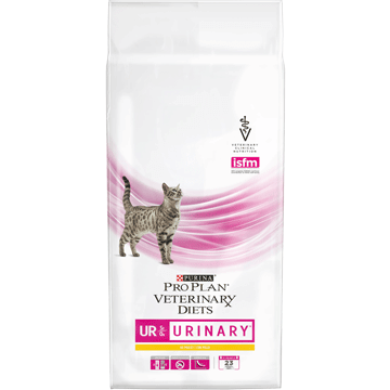​PURINA® PRO PLAN® VETERINARY DIETS Feline UR St/Ox Urinary - Poulet